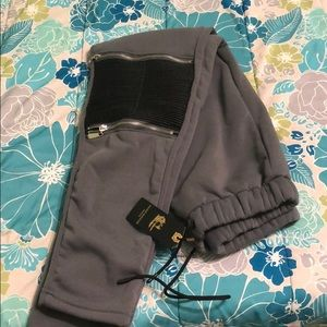 Sell gray and black joggers for 30 each